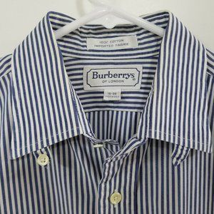 BURBERRY LONDON Long Sleeve Button Down Shirt MEN'